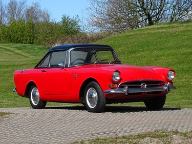 Picture of 1964 Sunbeam Alpine Series IV 27th April For Sale by Auction