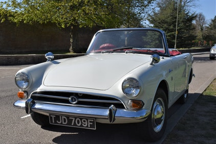 Picture of 1968 Sunbeam Alpine Mark V For Sale by Auction