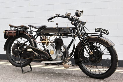 Picture of 1920 Sunbeam Gentleman's Touring Flat Tanker 3½hp SV 499cc - For Sale