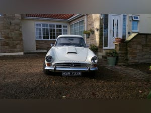 1965 genuine fully restored uk tiger For Sale (picture 1 of 8)