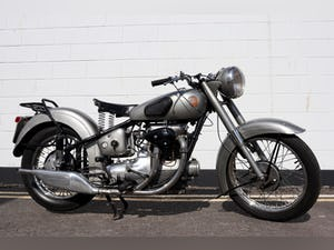 1949 Sunbeam S8 500cc - Good Usable Condition For Sale (picture 1 of 13)