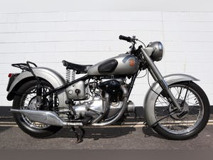 1949 Sunbeam S8 500cc - Good Usable Condition For Sale (picture 3 of 13)
