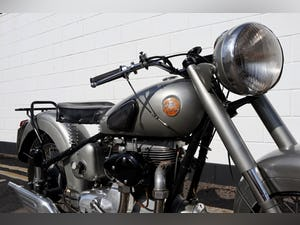 1949 Sunbeam S8 500cc - Good Usable Condition For Sale (picture 7 of 13)
