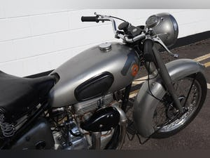 1949 Sunbeam S8 500cc - Good Usable Condition For Sale (picture 9 of 13)