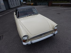 1968 Sunbeam Alpine Series V ~ Manual with Overdrive ~ For Sale (picture 2 of 9)
