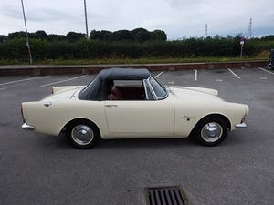 1968 Sunbeam Alpine Series V ~ Manual with Overdrive ~ For Sale (picture 3 of 9)