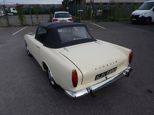 1968 Sunbeam Alpine Series V ~ Manual with Overdrive ~ For Sale (picture 4 of 9)