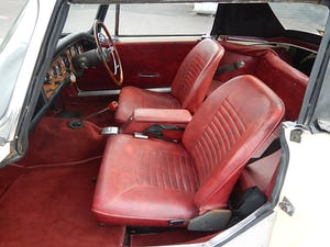 1968 Sunbeam Alpine Series V ~ Manual with Overdrive ~ For Sale (picture 5 of 9)
