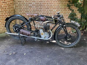 1922 Sunbeam TT Long Stroke For Sale by Auction (picture 1 of 20)