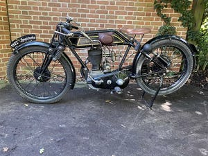 1922 Sunbeam TT Long Stroke For Sale by Auction (picture 2 of 20)