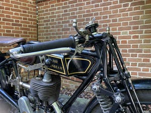 1922 Sunbeam TT Long Stroke For Sale by Auction (picture 4 of 20)