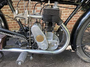 1922 Sunbeam TT Long Stroke For Sale by Auction (picture 8 of 20)