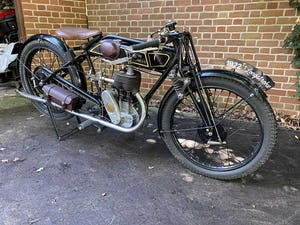 1922 Sunbeam TT Long Stroke For Sale by Auction (picture 13 of 20)
