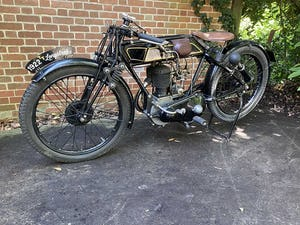 1922 Sunbeam TT Long Stroke For Sale by Auction (picture 19 of 20)