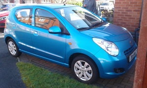 Picture of 2014 ALTO 1LTR AUTO  AS NEW  ONLY 5,300 MLIES SOLD