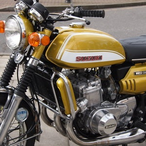 Picture of 1972 GT750J Early Drum Brake Model, Tidy Bike. RESERVED. SOLD