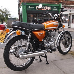 Picture of 1974 GT185 Twostroke, UK Bike, RESERVED FOR JAMES. SOLD