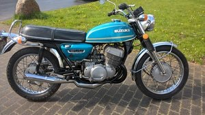 Picture of Suzuki T500 1974 For Sale
