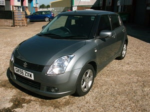 Picture of Suzuki Swift vvts glx AUTO.  2006 SOLD