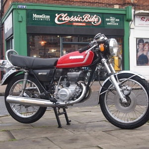 Picture of 1979 Suzuki GT185 Classic 70's Two Stroke Twin. SOLD