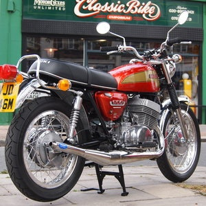 Picture of 1974 Suzuki T500 In Beautiful Condition, RESERVED FOR TERRY. SOLD