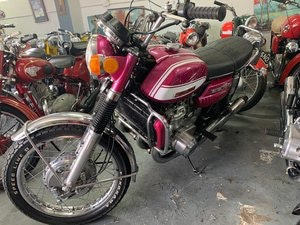 Picture of 1973 VERY RARE SUZUKI 750 GT For Sale