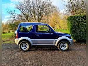 2004 Suzuki jimny mode! Blue/silver! 81k miles! For Sale (picture 3 of 12)