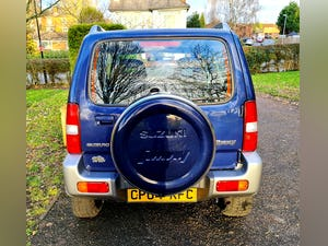 2004 Suzuki jimny mode! Blue/silver! 81k miles! For Sale (picture 5 of 12)