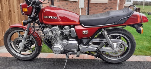 Picture of 1980 GSX1100 ET ONLY 9113 miles For Sale