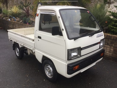 Picture of 1987 Suzuki carry pickup  4x4 660cc  6200 Miles For Sale
