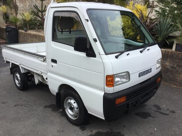 Picture of 1987 Suzuki carry pickup 1996 4x4 660cc  24000 Miles For Sale