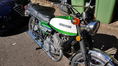 Picture of 1973 Suzuki T500 J For Sale