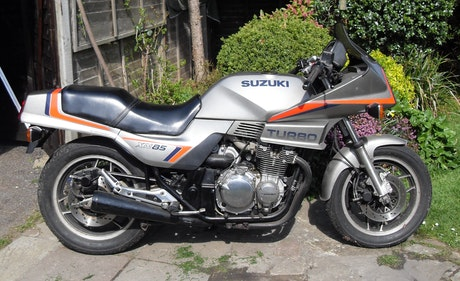 Picture of 1983 Suzuki XN85 Turbo For Sale by Auction