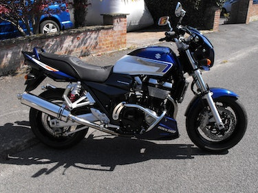 Picture of 2007 Suzuki gsx1400k6 fe 2120 miles from new. Reserved For Sale