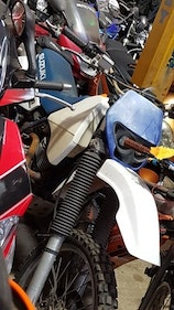 Picture of 1992 1991/2 Suzuki DR 350 £1400 as is or £1695 on the road. For Sale