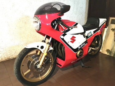 Picture of 1976 Suzuki-Menani 500 gs For Sale