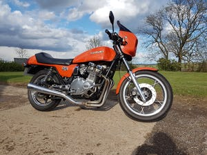 1980 Suzuki GSX750ET in very nice condition. For Sale (picture 4 of 10)