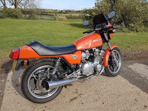 1980 Suzuki GSX750ET in very nice condition. For Sale (picture 6 of 10)