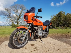 1980 Suzuki GSX750ET in very nice condition. For Sale (picture 7 of 10)