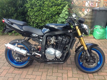 Picture of 1991 Suzuki GSXR750/1100 Oil cooled 7/11 Streetfighter For Sale