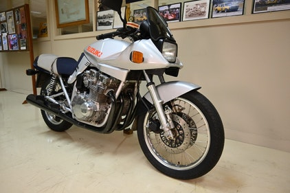 Picture of 1981 SUZUKI GSX1100S 'KATANA' SIX HOUR SPECIAL For Sale by Auction