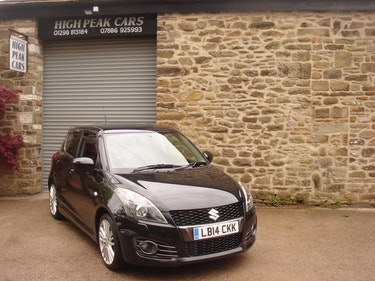 Picture of 2014 14 SUZUKI SWIFT SPORT 1.6 + NAV 5DR. 44500 MILES. A/C. For Sale