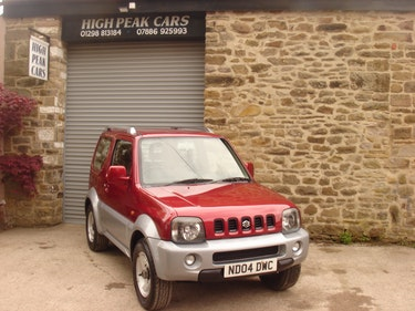 Picture of 2004 04 SUZUKI JIMNY 1.3 JLX MODE. 49265 MILES. 4X4. LOVELY. For Sale