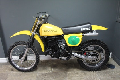 Picture of 1978 Suzuki RM250 C-2 , Outstanding Condition For Sale
