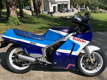 Picture of 1986 RG500 Awesome two stroke For Sale