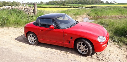 Picture of 1995 Suzuki Cappuccino.  One of the best left!  27k miles only For Sale