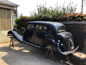 1938 Talbot Lago 6 Cylinder For Sale (picture 3 of 9)