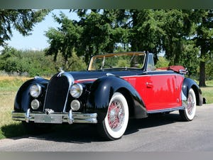 1948 Talbot Lago T26 Record Cabriolet d´Usine For Sale (picture 1 of 10)