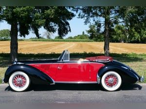 1948 Talbot Lago T26 Record Cabriolet d´Usine For Sale (picture 4 of 10)
