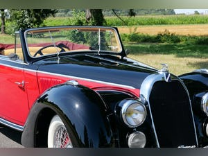 1948 Talbot Lago T26 Record Cabriolet d´Usine For Sale (picture 8 of 10)